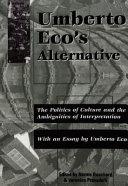 Umberto Eco s Alternative