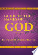 Guide to the Names of God Book