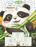 Color by Numbers Book for Kids Book