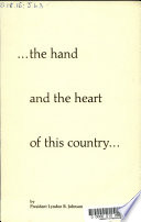 The Hand and the Heart of this Country