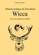 Pdf Manuel Pratique De Sorcellerie Wicca Telecharger