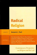 Radical Religion Book