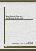 Solar Energy Materials and Energy Engineering [Pdf/ePub] eBook
