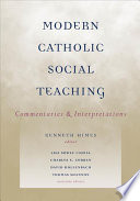 Modern Catholic Social Teaching Book