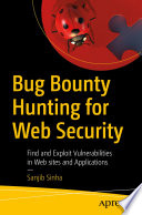 Bug Bounty Hunting for Web Security Book