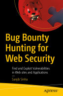 Pdf Bug Bounty Hunting for Web Security Telecharger
