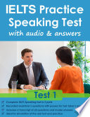 IELTS Practice Speaking Test 1