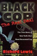Black Cop Book PDF