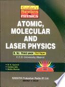 Atomic, Molecular and Laser Physics