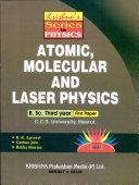 Atomic  Molecular and Laser Physics