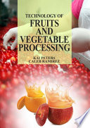 Technology Of Fruits And Vegetable Processing Book PDF