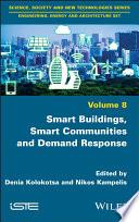 Smart Buildings  Smart Communities and Demand Response