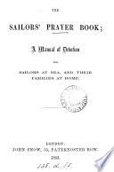 The sailors  prayer book Book