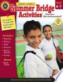 Summer Bridge Activities Grades 6 7