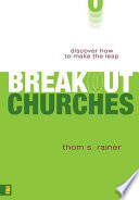 Breakout Churches Book