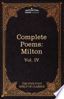 The Complete Poems Of John Milton