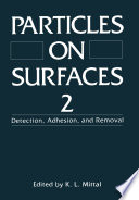 Particles on Surfaces 2