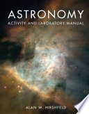 Astronomy Activity and Laboratory Manual Book