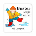 Buster Keeps Warm Book