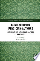 Contemporary Physician Authors
