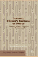 Lorenzo Milani's Culture of Peace