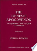 The Genesis Apocryphon Of Qumran Cave 1 1q20