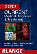 Current Medical Diagnosis And Treatment 2012 Fifty First Edition Book PDF