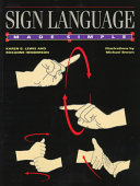 Sign Language Made Simple Book