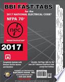 2017 National Electrical Code (NEC) Loose-Leaf BBI Fast-Tabs