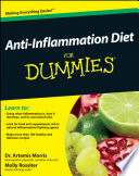 Anti Inflammation Diet For Dummies Book