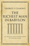 George S. Clason's The Richest Man in Babylon Pdf/ePub eBook