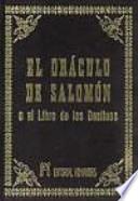 El Oráculo de Salomón, o, El libro de los destinos