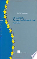 Introduction To European Social Security Law