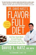 Dr. David Katz's Flavor-Full Diet [Pdf/ePub] eBook