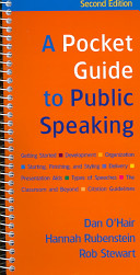 Pocket Guide to Public Speaking + Essential Guide to Interpersonal Communication + Essential Guide to Group Communication + Video Theater Speaker's Guidebook 3e