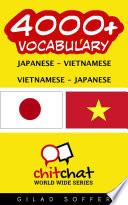 4000  Japanese   Vietnamese Vietnamese   Japanese Vocabulary Book PDF