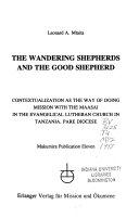 The Wandering Shepherds And The Good Shepherd