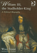 William III the Stadholder-king