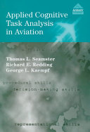 Applied Cognitive Task Analysis in Aviation