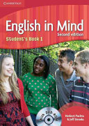 English in Mind Level 1 Student s Book with DVD ROM