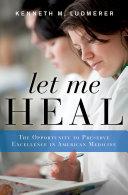 Let Me Heal