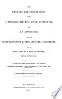 Annals of the Congress of the United States Book PDF