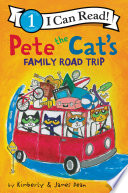 Pete The Cat S Family Road Trip