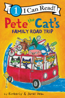 Pete the Cat's Family Road Trip Pdf/ePub eBook