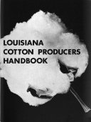 Louisiana Cotton Producers Handbook