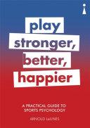 Introducing Sport Psychology