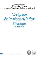 Pdf L'exigence de la réconciliation Telecharger