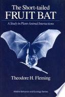 The Short Tailed Fruit Bat Book PDF