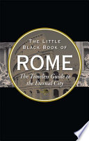 The Little Black Book of Rome  2016 Edition