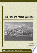 Thin Films and Porous Materials